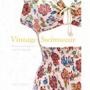 Vintage Swimwear Historical Patterns and Techniques