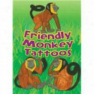 Friendly Monkey Tattoos