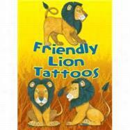 Friendly Lion Tattoos