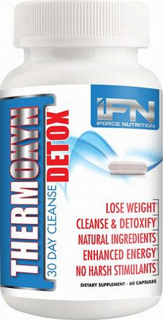 I Force Thermoxyn Detox - 60 Capsules