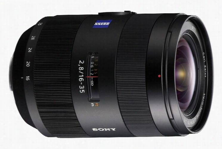 Sony SAL1635Z CZ 16-35mm f/2.8 Zoom Lenses