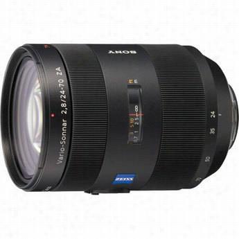 Sony CZ 24-70mm f/2.8 SSM Lenses