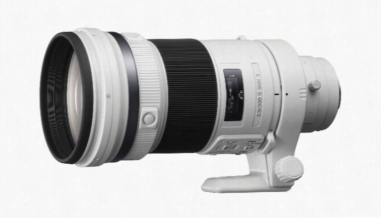 Sony SAL300F28G2 300mm f/2.8 G2 Lenses