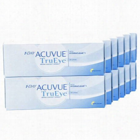 1-DAY ACUVUE TruEye Annual Supply Savings Pack Contacts