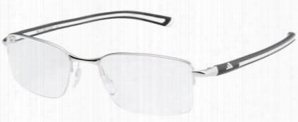 Adidas Eyeglasses A694 Compose Full Rim Metal