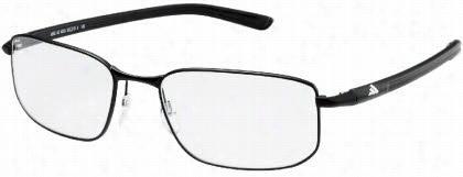 Adidas Eyeglasses A696 Compose Full Rim Metal