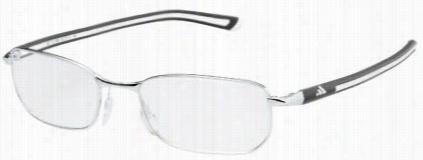 Adidas Eyeglasses A697 Compose Full Rim Metal