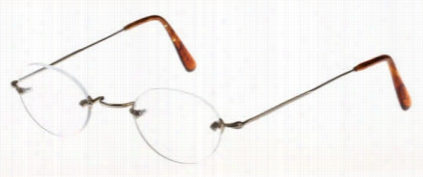 Savile Row Eyeglasses 18Kt Diaflex Oval (W-Bridge)