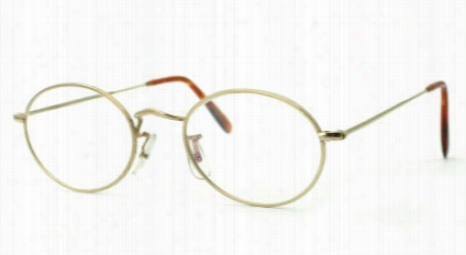 Savile Row Eyeglasses 18Kt Orford