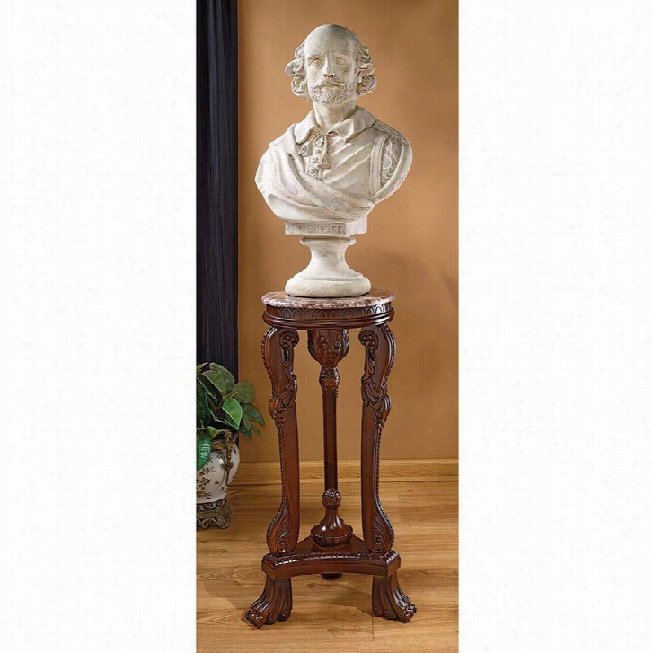 Louis XVI Gueridon Pedestal Table