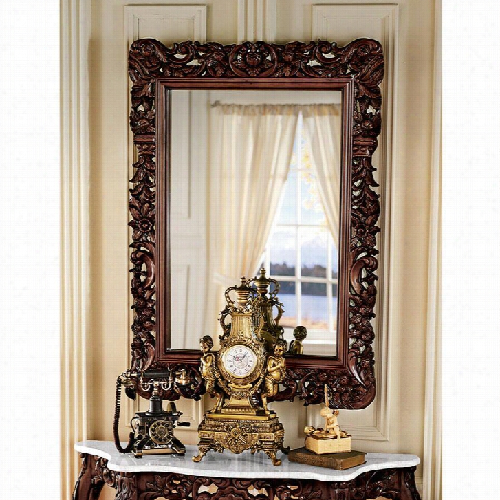 The Royal Baroque Mirror