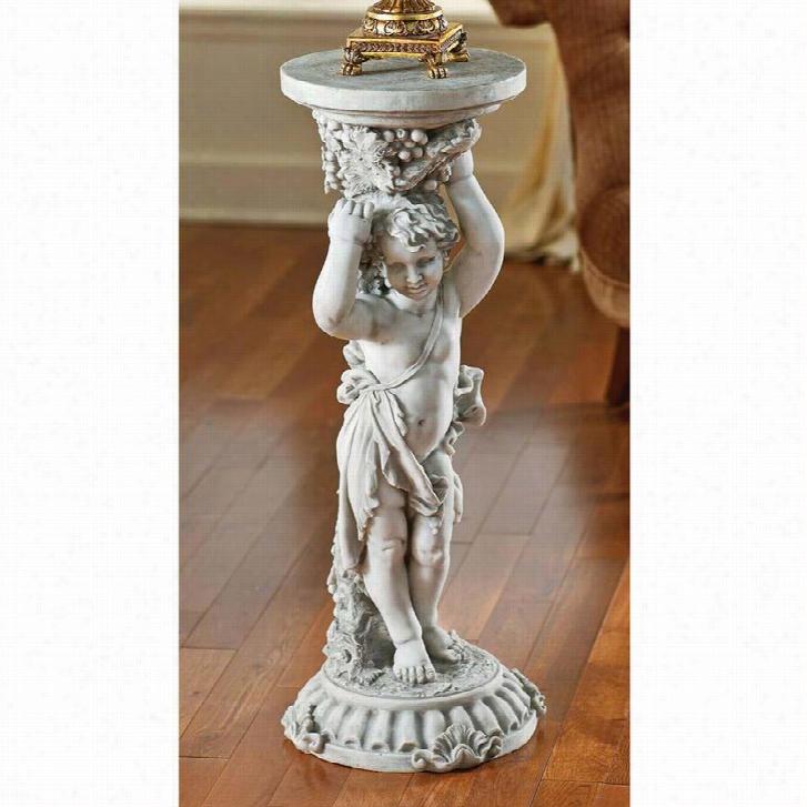 Sous la Vigne Sculptural Pedestal