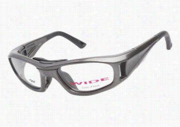 Leader Sport Safety Glasses C2 Gunmetal 52.
