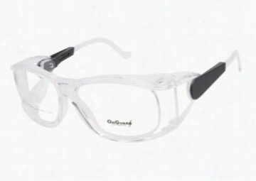 OnGuard Safety Glasses 250S Crystal 59