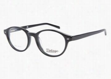 Vintage VN0105 001 Shiny Black