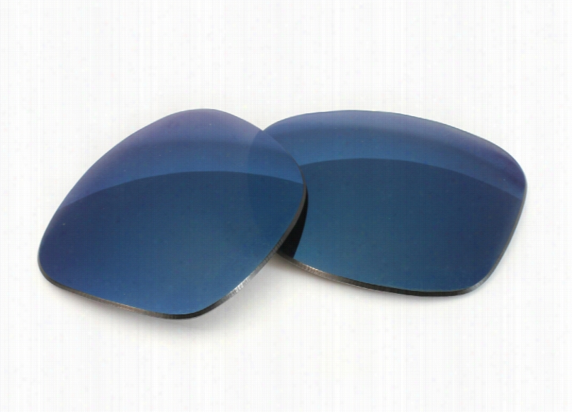Smith Optics Lookout (57) Grey Lens w/ Midnight Blue Mirror Replacement Lenses