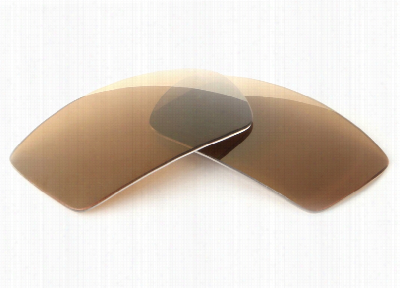 Smith Optics Touchstone Brown Lens with Bronze Mirror Replacement Lenses