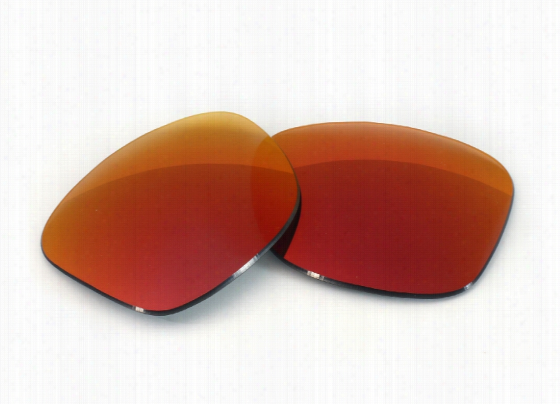 Maui Jim Anini Beach MJ-269 (53mm) Grey Lens w/ Blaze Mirror Replacement Lenses
