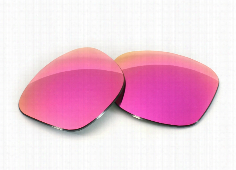 Maui Jim Anini Beach MJ-269 (53mm) Grey Lens w/ Pink Mirror Replacement Lenses