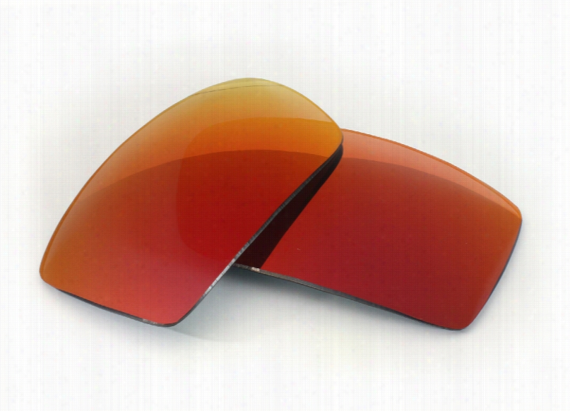 Smith Optics Touchstone Grey Lens with Blaze Mirror Replacement Lenses