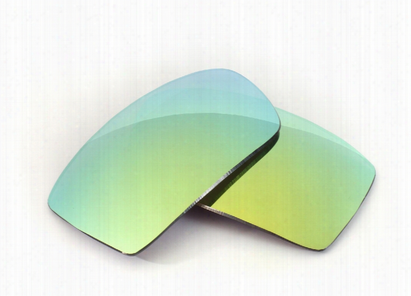 Ray-Ban RB4026 Shot (63mm) Grey Lens w/ Fusion Mirror Replacement Lenses