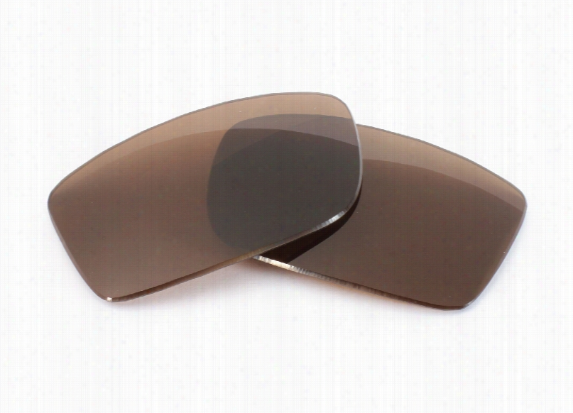 Ralph Lauren RL 7012 (63mm) Brown w/ AR Coating Replacement Lenses