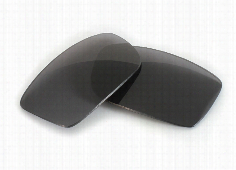 Ralph Lauren PH3088 Grey Lens w/ Carbon Mirror w/ AR Coating Replacement Lenses