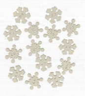 Buttons Galore Snowflakes Buttons