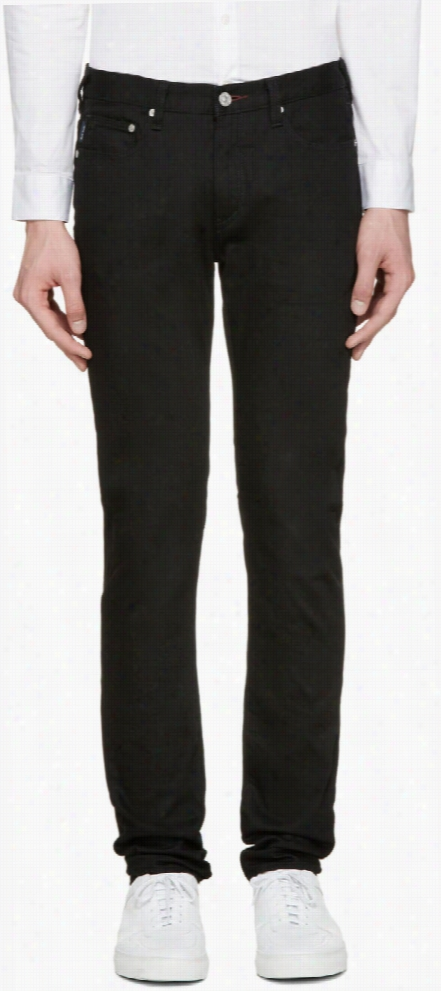 Paul Smith Jeans Black Slim Jeans
