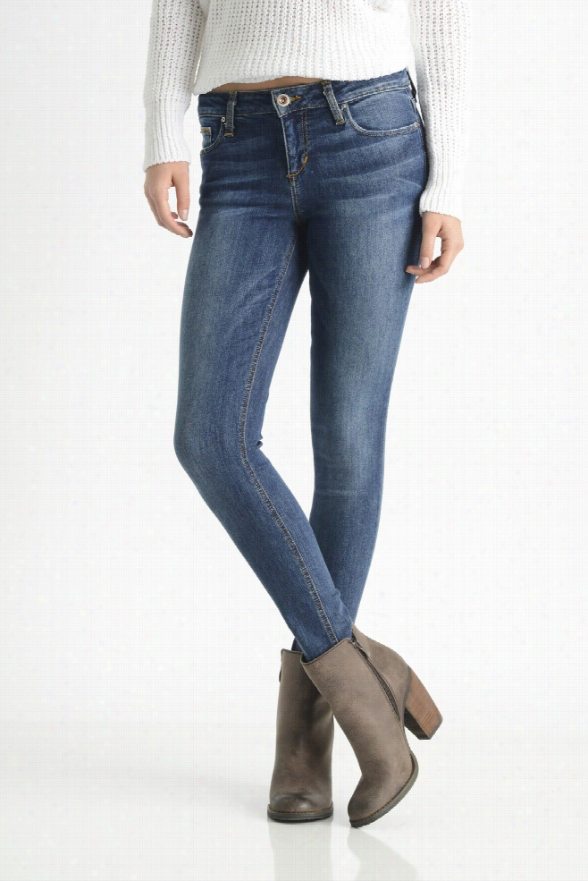 Joe's Jeans Cayla Vixen Skinny Ankle Jeans