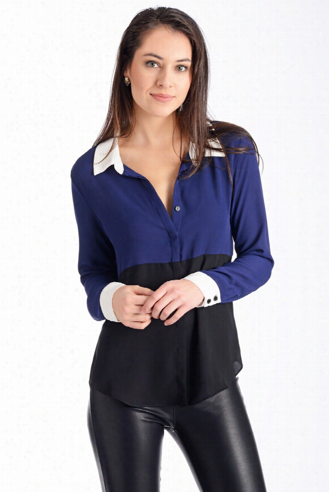 Sanctuary Modernist Blouse
