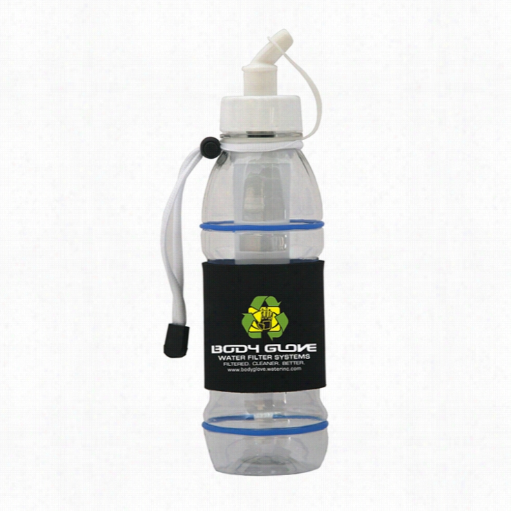 Body Glove Water Filter Bottle (20 oz. # WI-BG-Bottle-20)