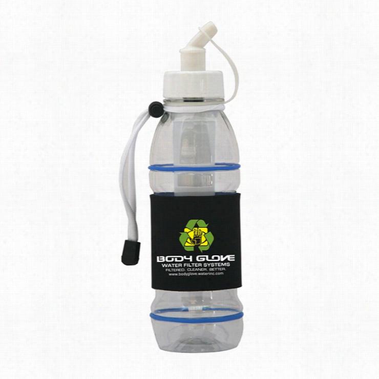 Body Glove Water Filter Bottle (20 oz. # WI-BG-Bottle-20)