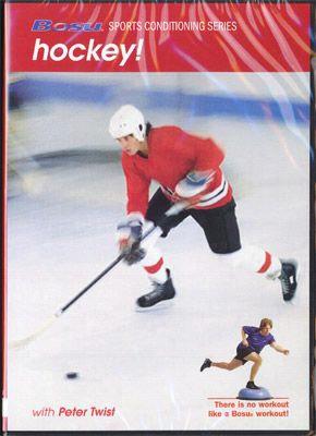BOSU Sports Series - Hockey DVD