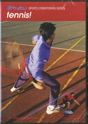 BOSU Sports Series - Tennis DVD