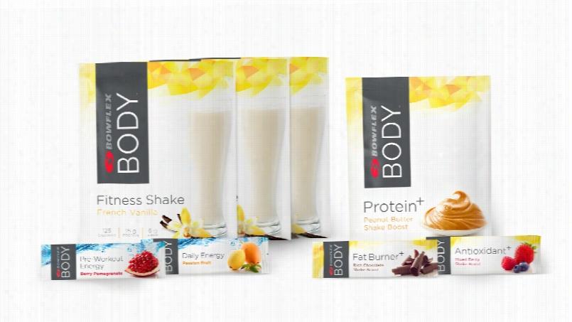 Bowflex Body Sample Pack