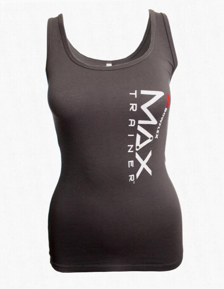 Bowflex Max Trainer Women's Tank, Small
