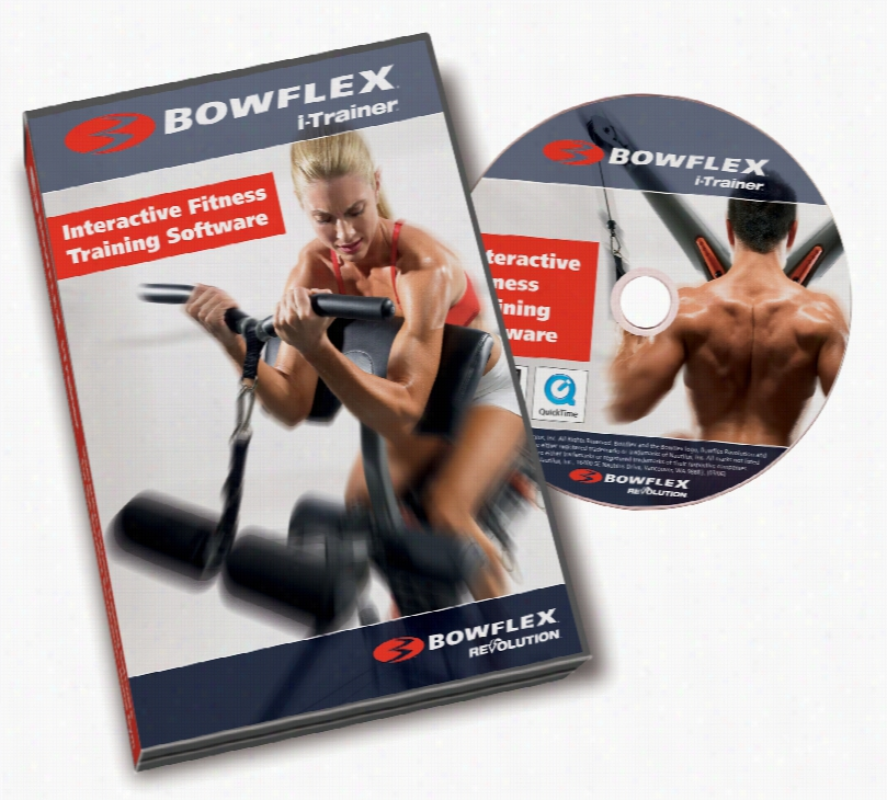 Bowflex Revolution i-Trainer Software