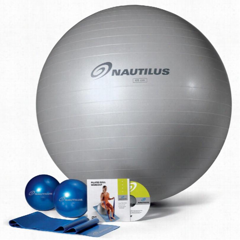 Nautilus Pilates Ball Workout
