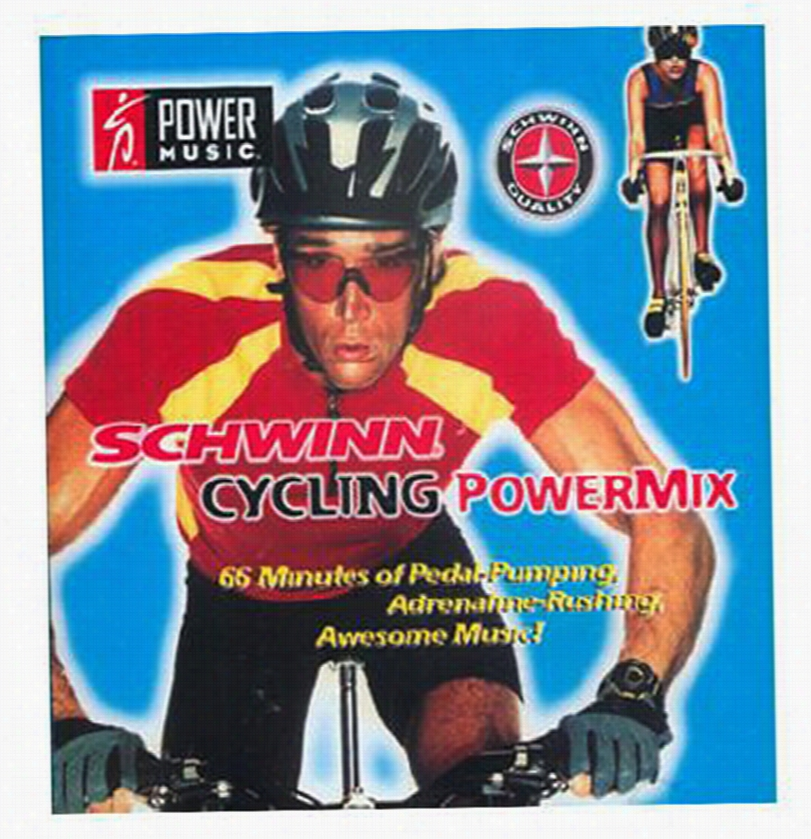 Schwinn Cycling Power Mix CD