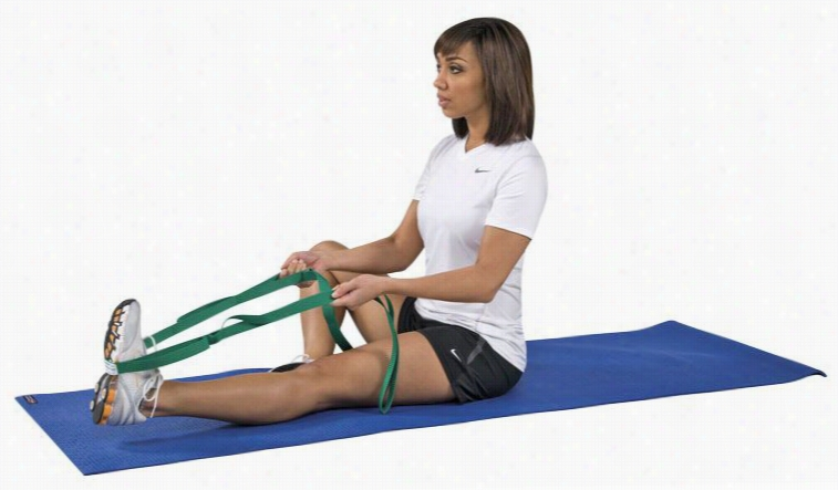 Stretch Out Strap with Book and DVD