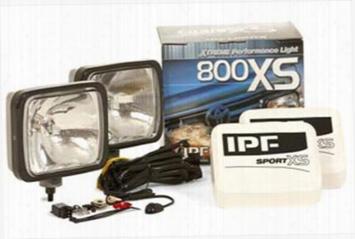 ARB 4x4 Accessories IPF Driving/Fog/HID Light 800XSS Offroad Racing, Fog & Driving Lights