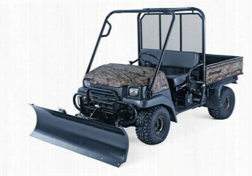"Warn ProVantage UTV Front Mount Plow System with 72"" Straight Blade UTV72STRAIGHTFRONT Warn ATV and UTV Plow System Kits"