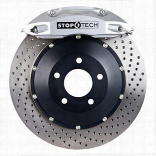 Power Slot Stoptech Big Brake Kit 83.836.4700.62 Disc Brake Calipers, Pads and Rotor Kits