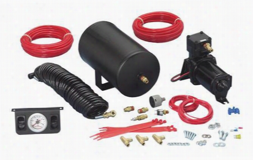 Firestone Ride-Rite Dual Air Command III Heavy Duty Air Compressor System 2198 Leveling Compressor Kits