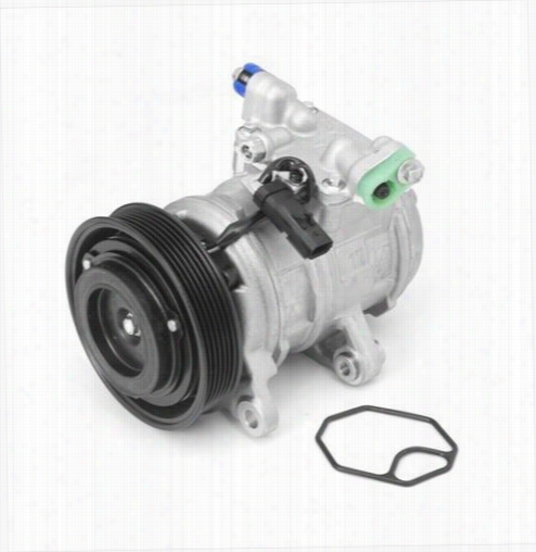 Omix-Ada Air Conditioning Compressor with Clutch 17953.05 A/C Compressor