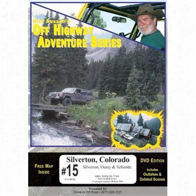 Sidekick Off Road Off-Highway Adventure Series DVD DVD-015 Rick Russell Off-Highway Adventure