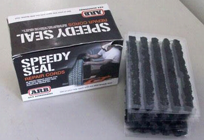 ARB 4x4 Accessories Speedy Seal Replacement Cords 10100010 Tire Repair Kit