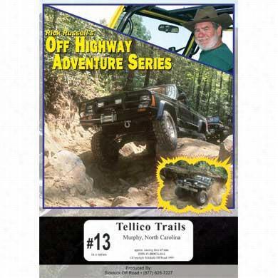 Sidekick Off Road Off-Highway Adventure Series DVD DVD-013 Rick Russell Off-Highway Adventure