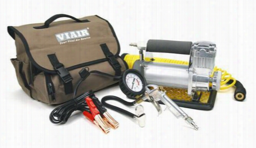 VIAIR 400PA Automatic Portable Air Compressor Kit 40045 Portable Air Compressor